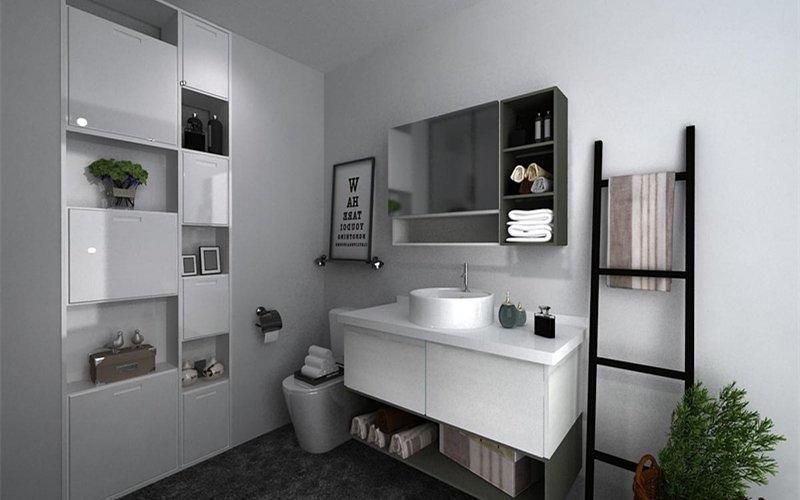 浴室柜BSYG05