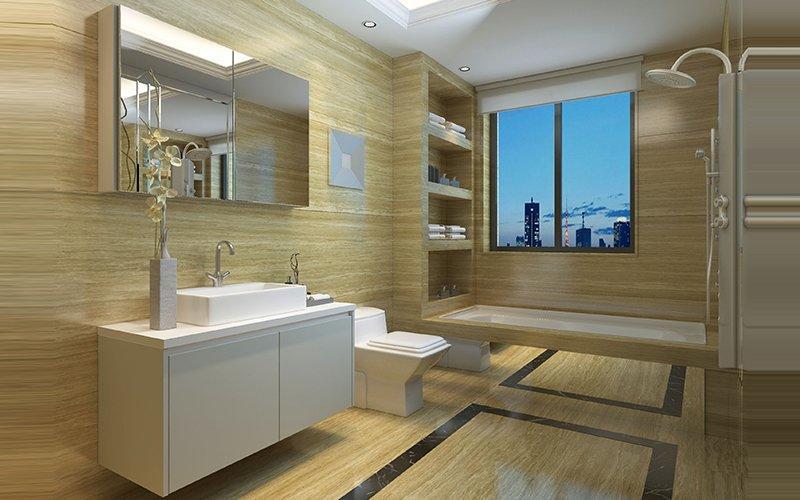 浴室柜BSYG08