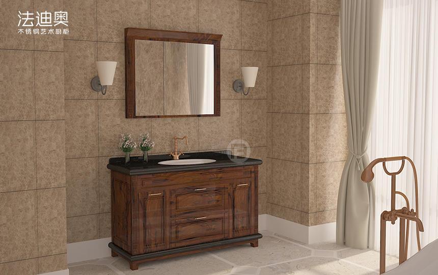 浴室柜系列—浴室柜BSYG 02