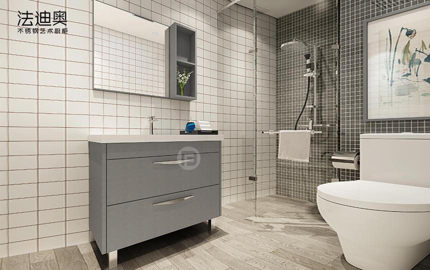 浴室柜系列—浴室柜 BSYG09