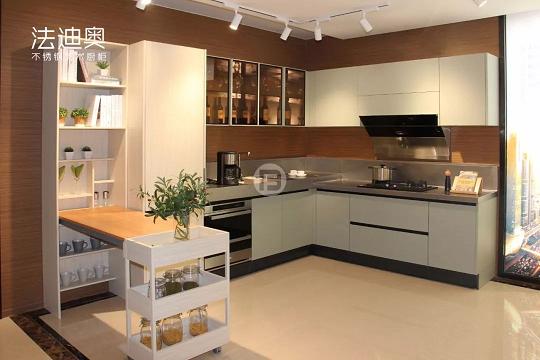喜讯!法迪奥被委任为CBDA《住宅不锈钢整体厨柜应用技