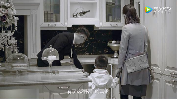 《新国货》沈奕荣细说法迪奥不锈钢橱柜设计理念